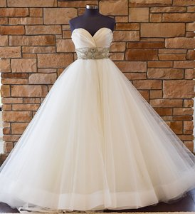 Lazaro 3453 Wedding Dress