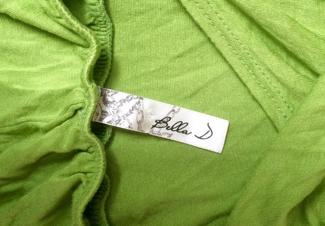 Other short dress Lime Green Cotton Back on Tradesy Image 2