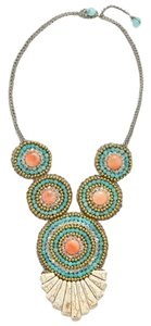 Panacea Cache NEW condition! Panacea Multi Crystal Beaded Necklace