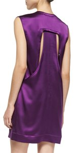 Helmut Lang Silk Mini Dress