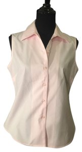 Kasper Button Down Shirt Pink