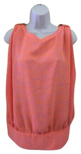 Rachel Roy Top Orange