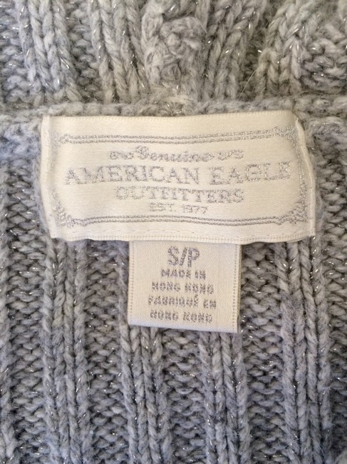 American Eagle Outfitters Empire Waist Hood Cardigan Image 1