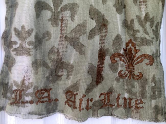 L.A. Air Line Waffle Layer Sweater Image 1