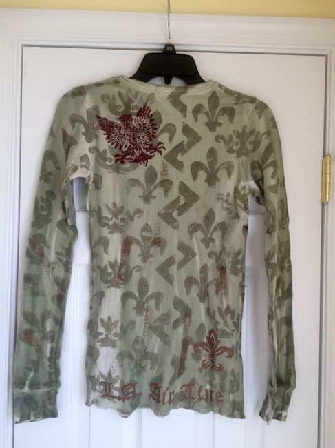 L.A. Air Line Waffle Layer Sweater Image 2
