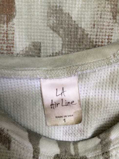 L.A. Air Line Waffle Layer Sweater Image 3