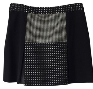 Moschino Skirt Black and white
