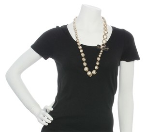 Dior MISE EN DIOR LARGE PEARL NECKLACE