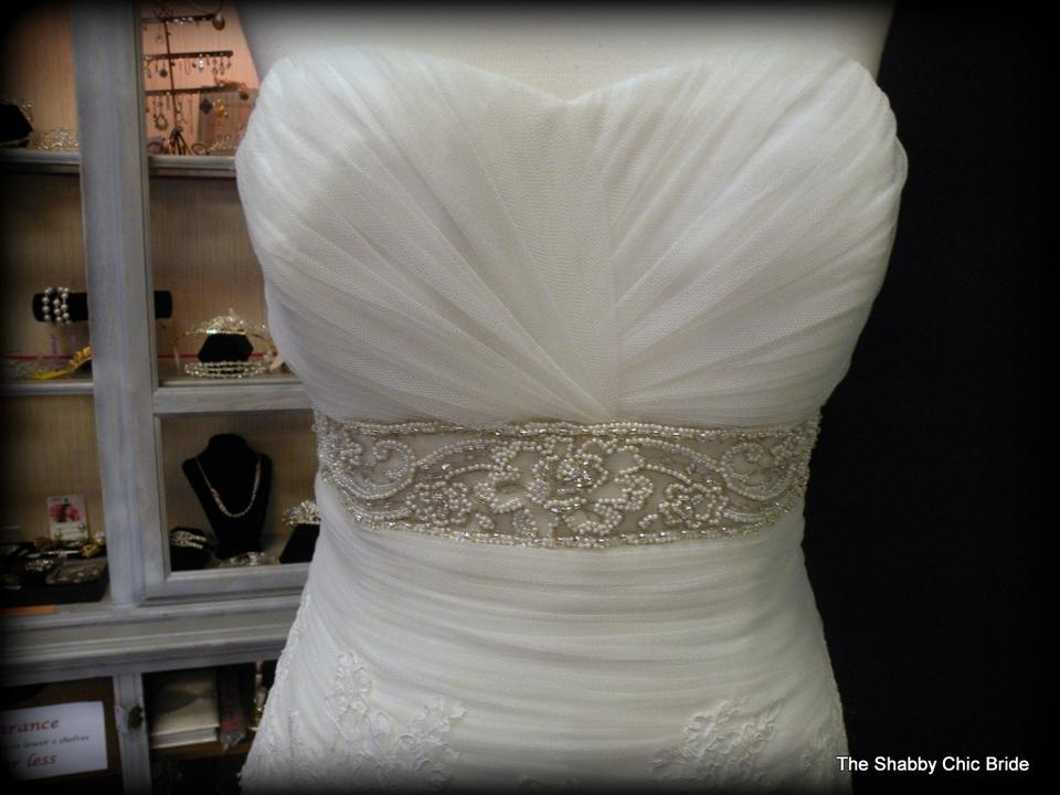 Enzoani blue by enzoani edson wedding dress tradesy weddings for Wedding dress resale st louis