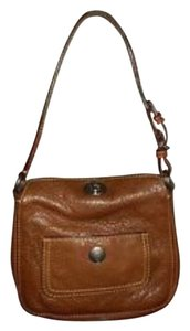 Coach Vintage Wristlet in Brown