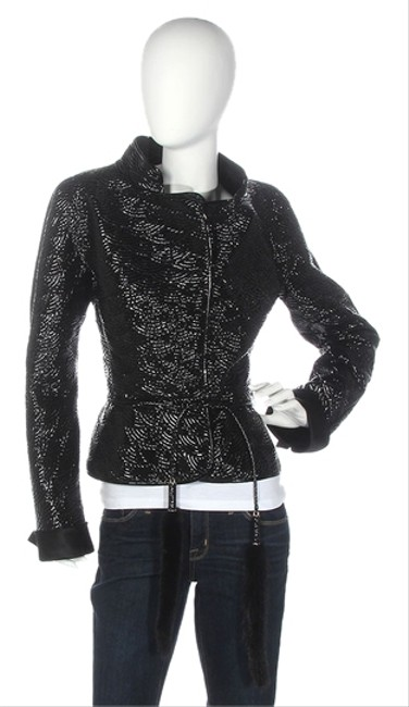 Preload https://img-static.tradesy.com/item/11005621/saint-laurent-black-sold-on-ebay-patent-wave-quilted-silk-cuffed-jacket-size-10-m-0-1-650-650.jpg
