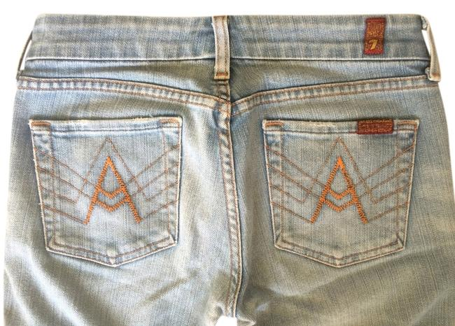 Preload https://img-static.tradesy.com/item/11005792/7-for-all-mankind-light-wash-a-pocket-flare-leg-jeans-size-25-2-xs-0-1-650-650.jpg