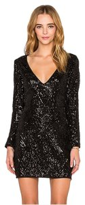 SAYLOR Sequin Mini Dress