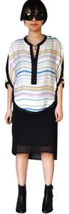 Isabel Marant Top multi white pink yellow