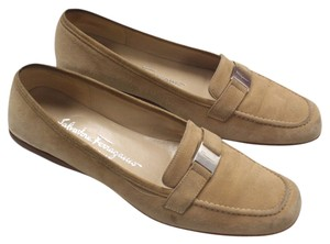 Salvatore Ferragamo Loafer Boutique Summer Sahara Flats