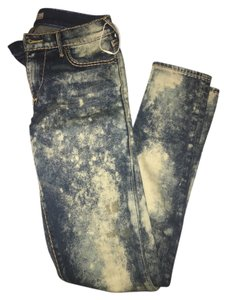 True Religion Jean Skinny Jeans-Distressed