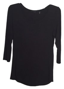 Tahari T Shirt Black