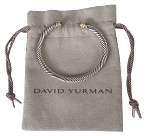 David Yurman 3 mm cable bracelet