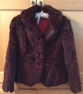 Died Rabbit Fur Coat