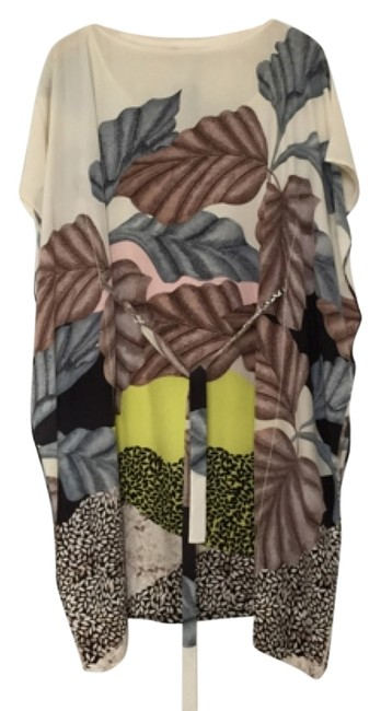 Preload https://img-static.tradesy.com/item/11009632/diane-von-furstenberg-multicolor-cover-up-beach-swimwear-kaftan-caftan-tunic-size-petite-4-s-0-1-650-650.jpg
