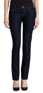 DL1961 Denim Kate Slim Classic Straight Leg Jeans-Dark Rinse