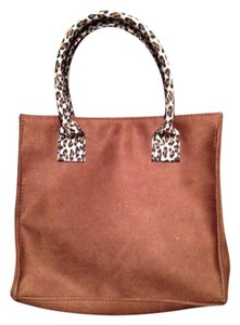 Alan Stuart Tote in Chocolate