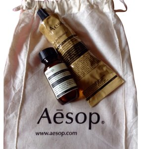 Aesop Rejuvenate Intensive Body Balm & Geranium Leaf Body Cleanser 85