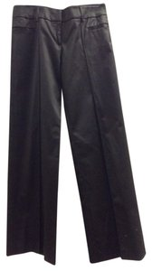 bebe Wide Leg Pants Black