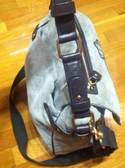 Juicy Couture Grey Messenger Bag Image 7
