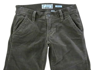 Old Navy Low Rise Stretch Straight Pants Beige, Taue