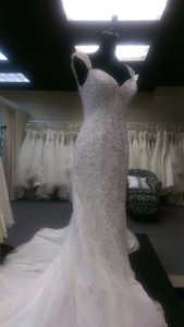 Justin Alexander 8805 Wedding Dress