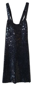 Jil Sander Sequin A-line Vintage Dress