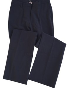 Theory Flare Pants Navy