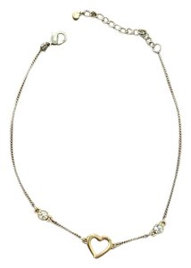 Other Gold and silver anklet