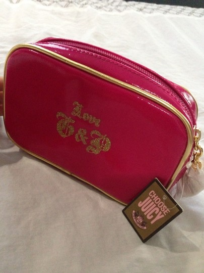 Juicy Couture Juicy Hot Pink Make Up Bag