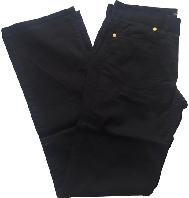 New York & Company Black Downtown Rise Pants Size 2 (XS, 26) New York & Company Black Downtown Rise Pants Size 2 (XS, 26) Image 1
