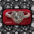 Other Heart Shaped Solitaire Image 3
