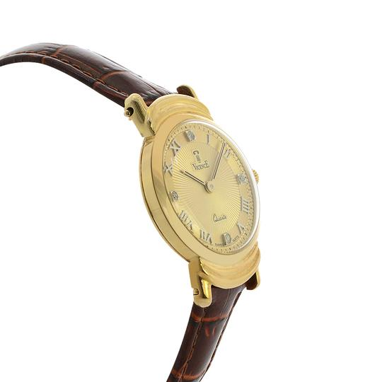 Vicence Milor Vicence Milor 585 Men Watch Italy 14k Yellow Gold Quartz Image 1