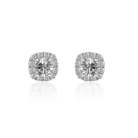 Preload https://img-static.tradesy.com/item/11013148/avital-and-co-jewelry-white-gold-080-carat-halo-diamond-stud-14k-earrings-0-1-540-540.jpg