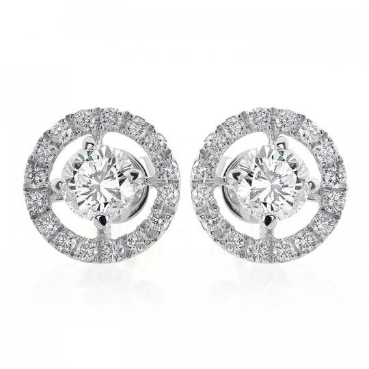 Preload https://img-static.tradesy.com/item/11013298/avital-and-co-jewelry-18k-white-gold-180-carat-halo-pave-four-prong-diamond-earrings-0-1-540-540.jpg