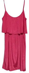 Other short dress Hot Pink on Tradesy
