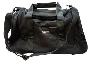 St. John Black Travel Bag