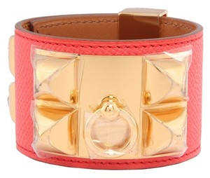 Hermès Sold on AFC ROSE JAIPUR COLLIER DE CHIEN BRACELET C D C