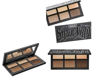 Kat Von D NEW Shade + Light Contour Palette Highlighting Foundation