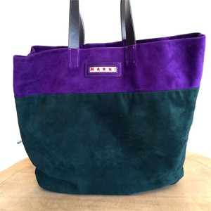 Marni Tote in Purple