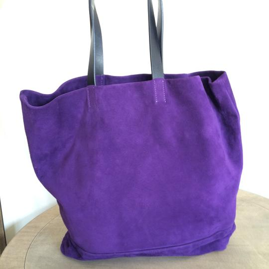 Marni Tote in Purple Image 1