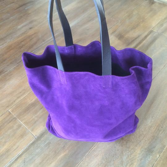 Marni Tote in Purple Image 5