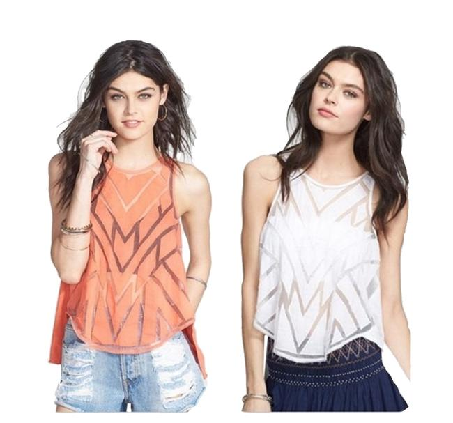 Preload https://item2.tradesy.com/images/free-people-coral-ethereal-daze-small-tank-topcami-size-6-s-1101586-0-0.jpg?width=400&height=650