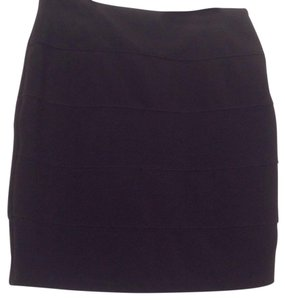 Forever 21 Mini Skirt Blac