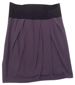 Forever 21 Mini Skirt Dark grey
